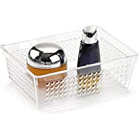 Plastic Forte Accessories Boxes and Organizers, Plastic, Clear