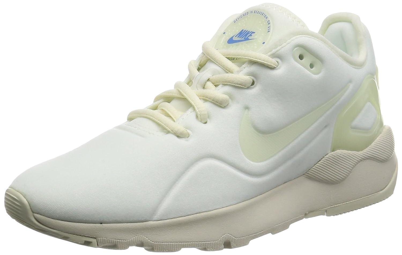 NIKE Women's LD Runner Lw Running Shoe B004GK3CKA 9.5 B(M) US|Sail/Sail-lt Orewood Brn-dush