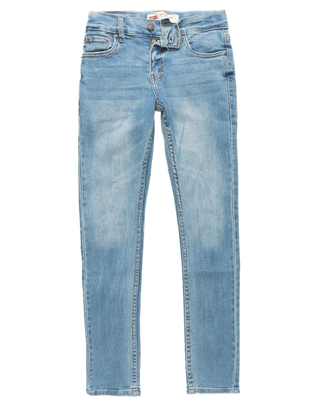 Levi's Big Boys' 519 Extreme Skinny Fit Jeans, Palisades, 16