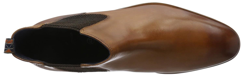 Daniel Hechter Herren 811211201100 6300) Chelsea Boots Braun (Cognac 6300) 811211201100 eef78d