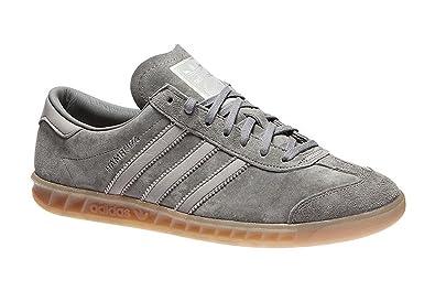 adidas Hamburg Herren Sneaker Grau