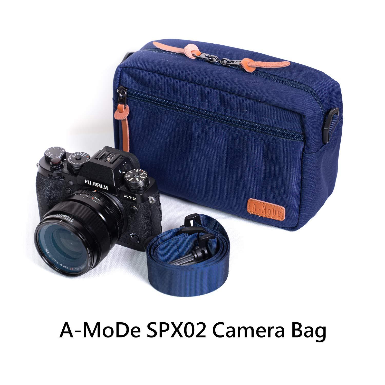 A-MoDe Versipack - Funda para cámara réflex Digital Sony Nikon y ...