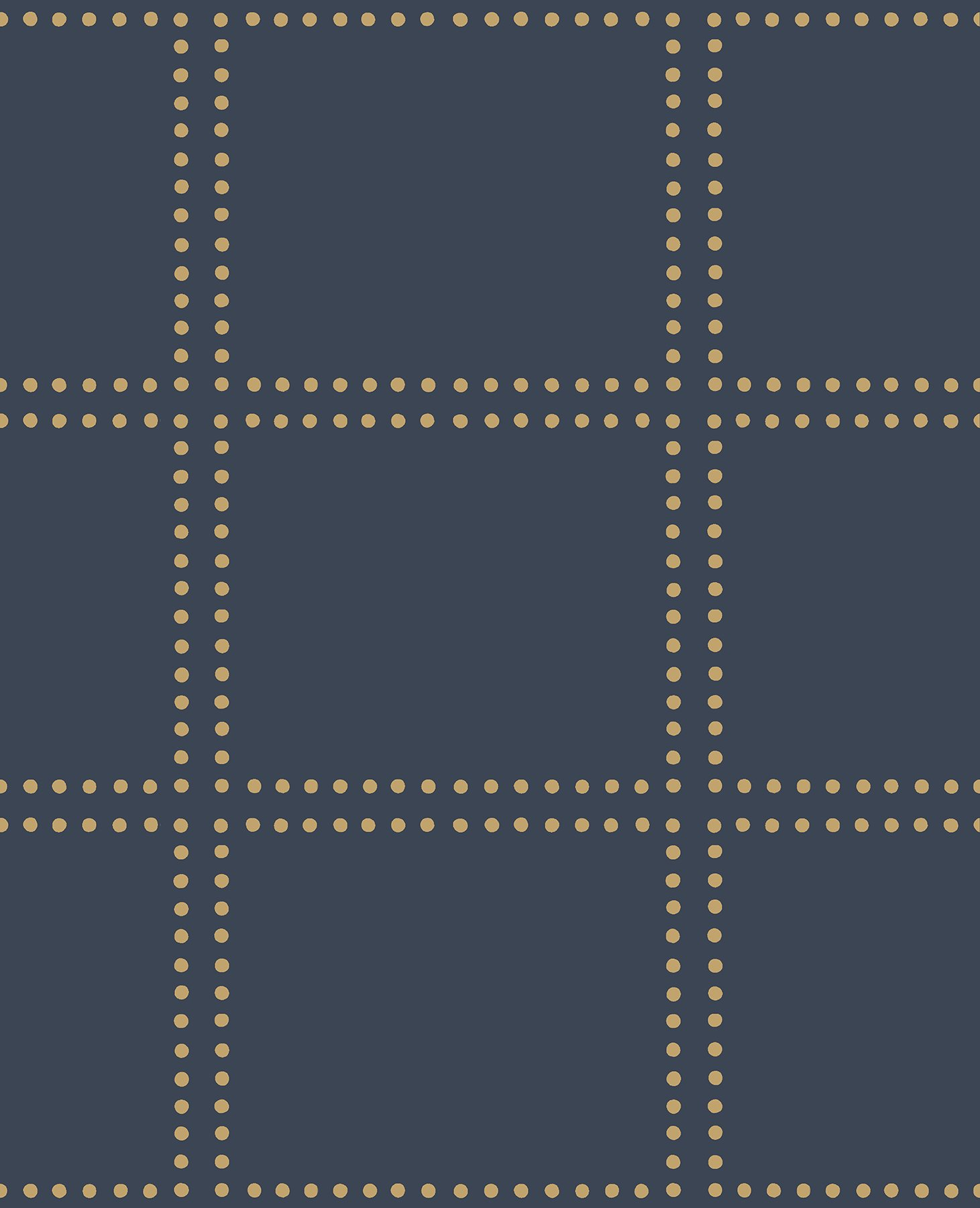 A-Street Prints 2697-22644 Gridlock Navy Geometric Wallpaper, by A-Street Prints (Image #1)
