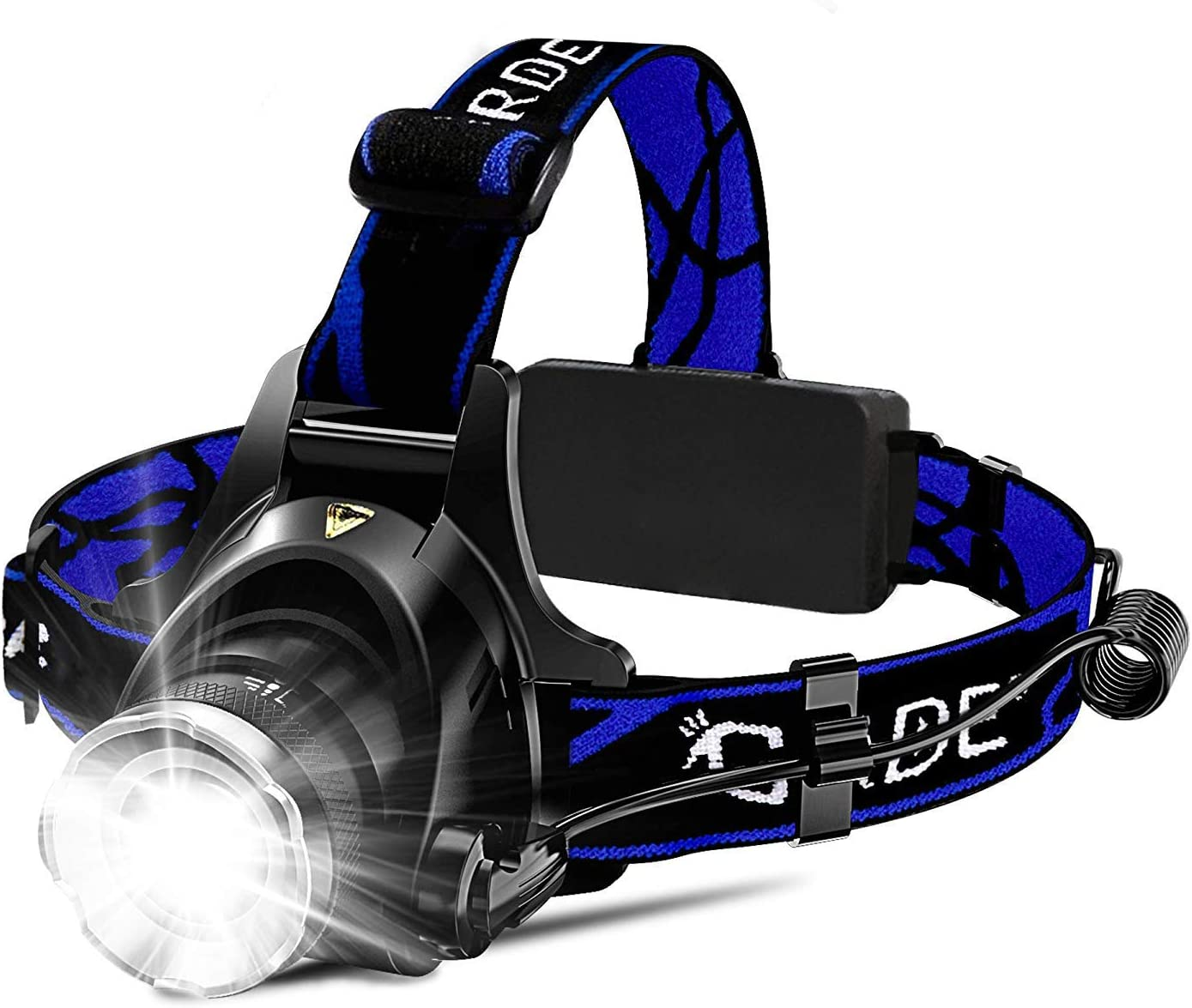 Small Product Image of GRDE 18650 Headlamp