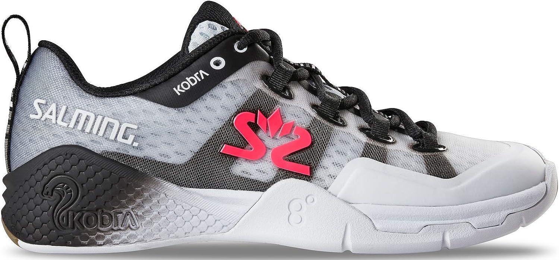Salming Kobra 2 Squash - Zapatillas de Deporte para Mujer: Amazon ...