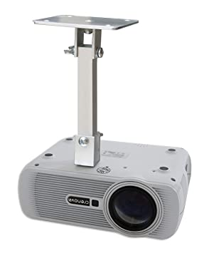 Proyector Soporte de techo para iRulu portátil Mini LED proyector ...