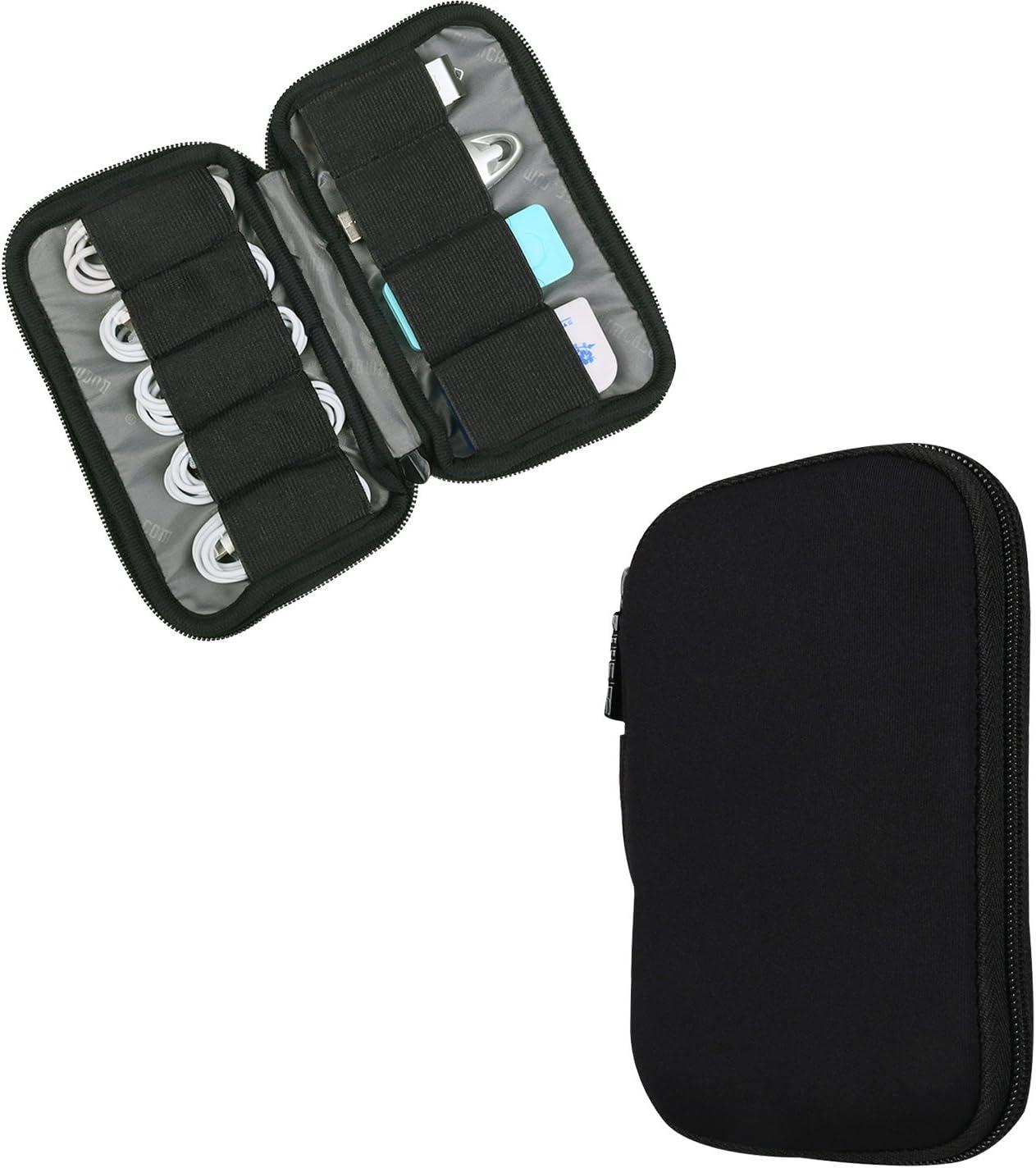 BUBM Soft 9 USB Drive Shuttle 9-Capacity Case