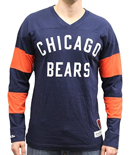 buy popular f8fe1 0966c Amazon.com : Mitchell & Ness Chicago Bears NFL Field Goal ...