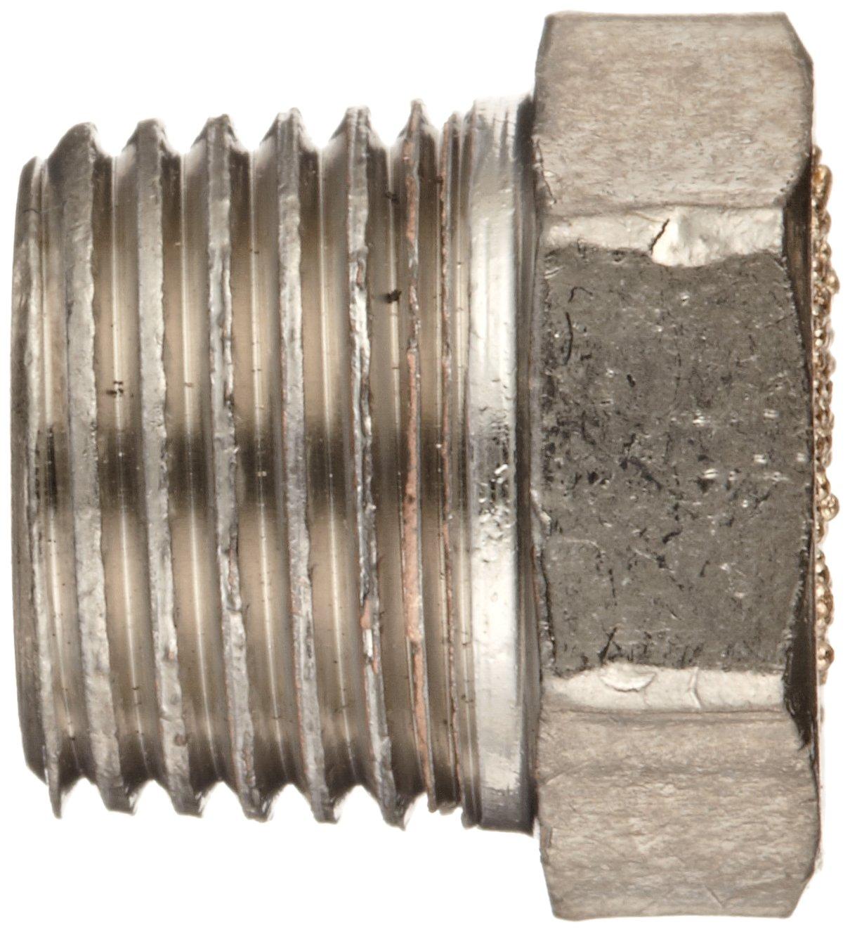 7/8 Length 1/2 NPT Male Dixon ASP-4BV Nickel Plated Steel Air Hose ...
