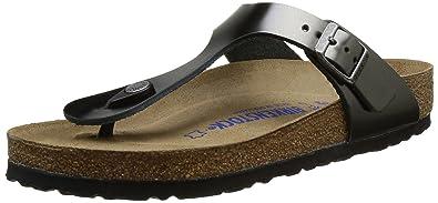 3e0faec7d3e9 BIRKENSTOCK Damen Gizeh SFB Sandalen  Amazon.de  Schuhe   Handtaschen