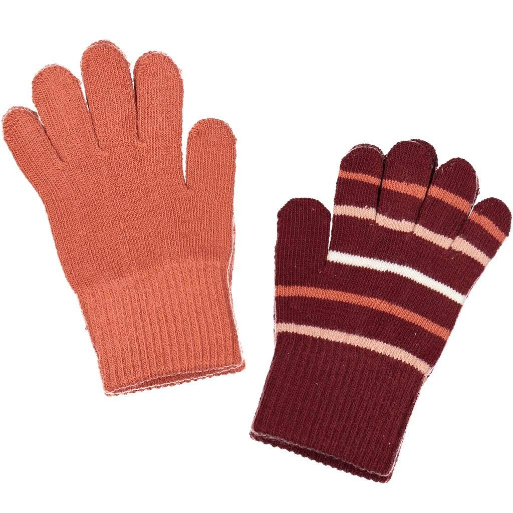 POLARN O. PYRET 2-PACK MAGIC GLOVES (6MOS-4YRS)