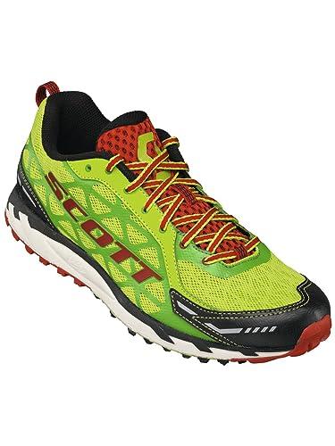 Scott - Zapatillas de Running de tejido sintético (piel) Hombre verde green Talla: