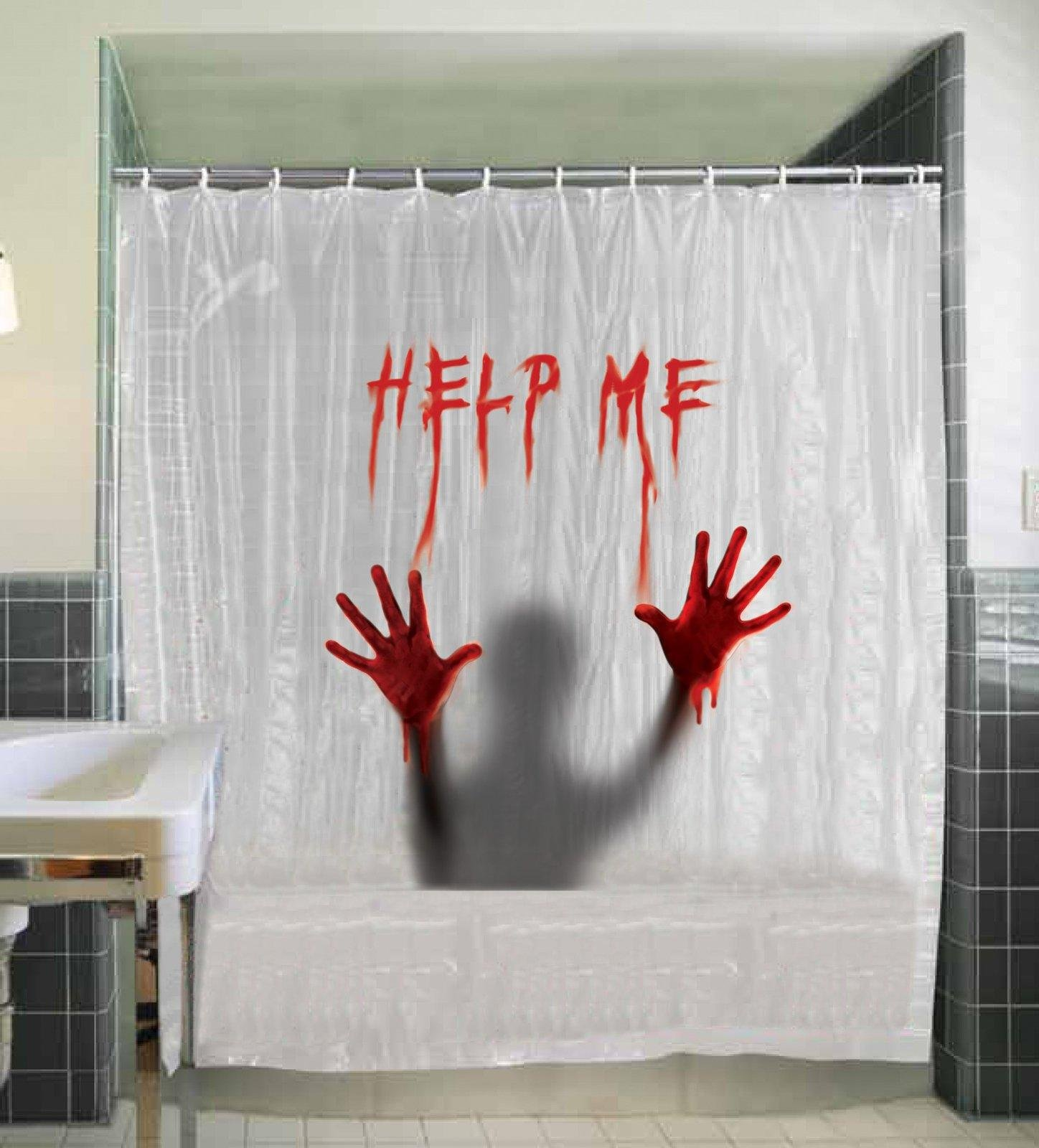 Funny Shower Curtains For Interesting Bathrooms