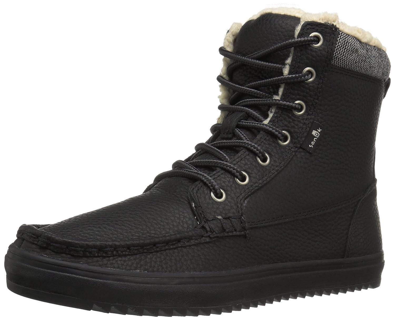 Sanuk Men's M Statton Deluxe Chill Winter Boot