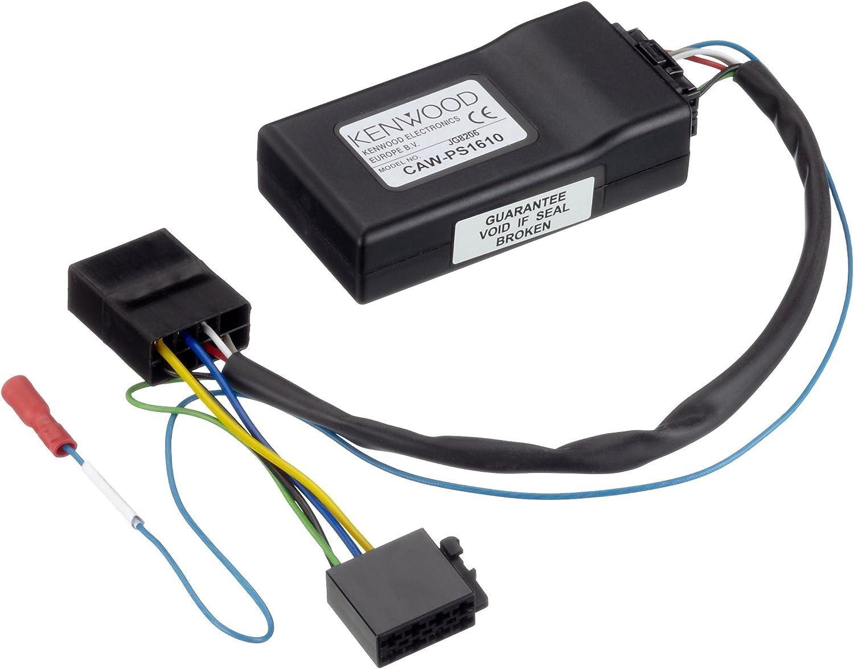 Kenwood Caw Ps1610 Lenkradfernbedienung Adapter Elektronik