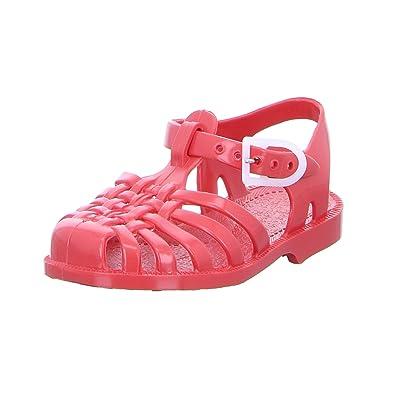 cc0ebb46e9097 Méduse Sandales en Plastique Mixte Rouge  Amazon.fr  Chaussures et Sacs