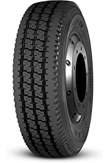 11R22.5 Truck Tire Drive Closed Shoulder 16 Ply Dplus 4 Tires