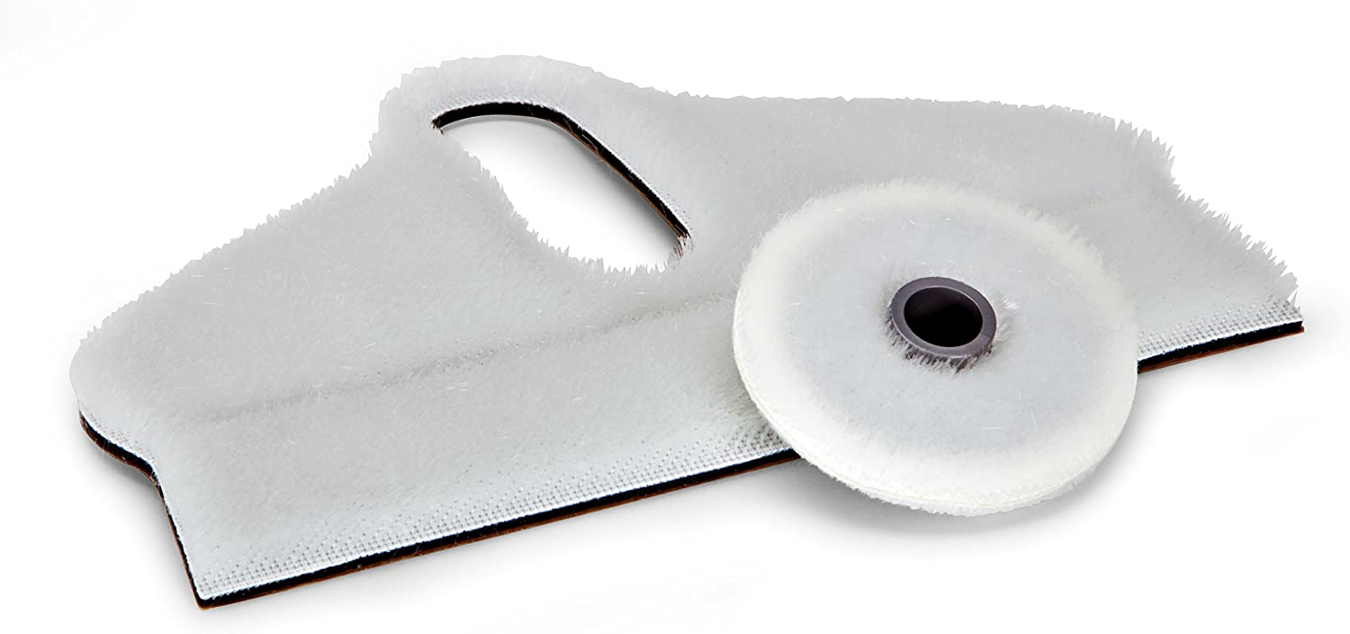 Homeright C800922 Deck Pro Stain Applicator Replacement Pad, 7-1/2 Inch Wide