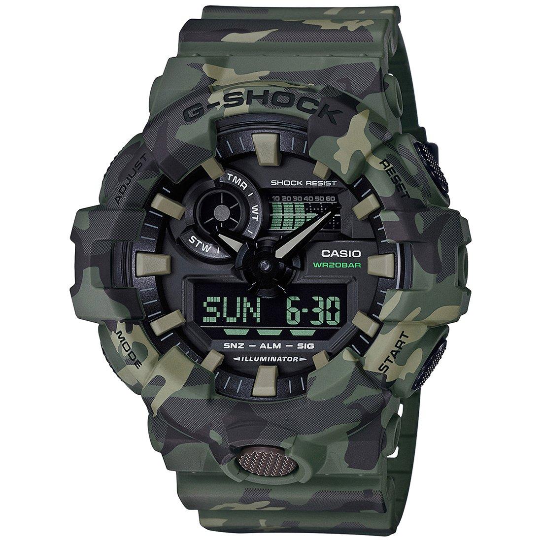 Shock Proof Watch
