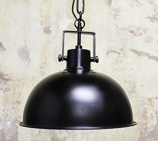 Lámpara techo negro lámpara de techo de la Industria de ...