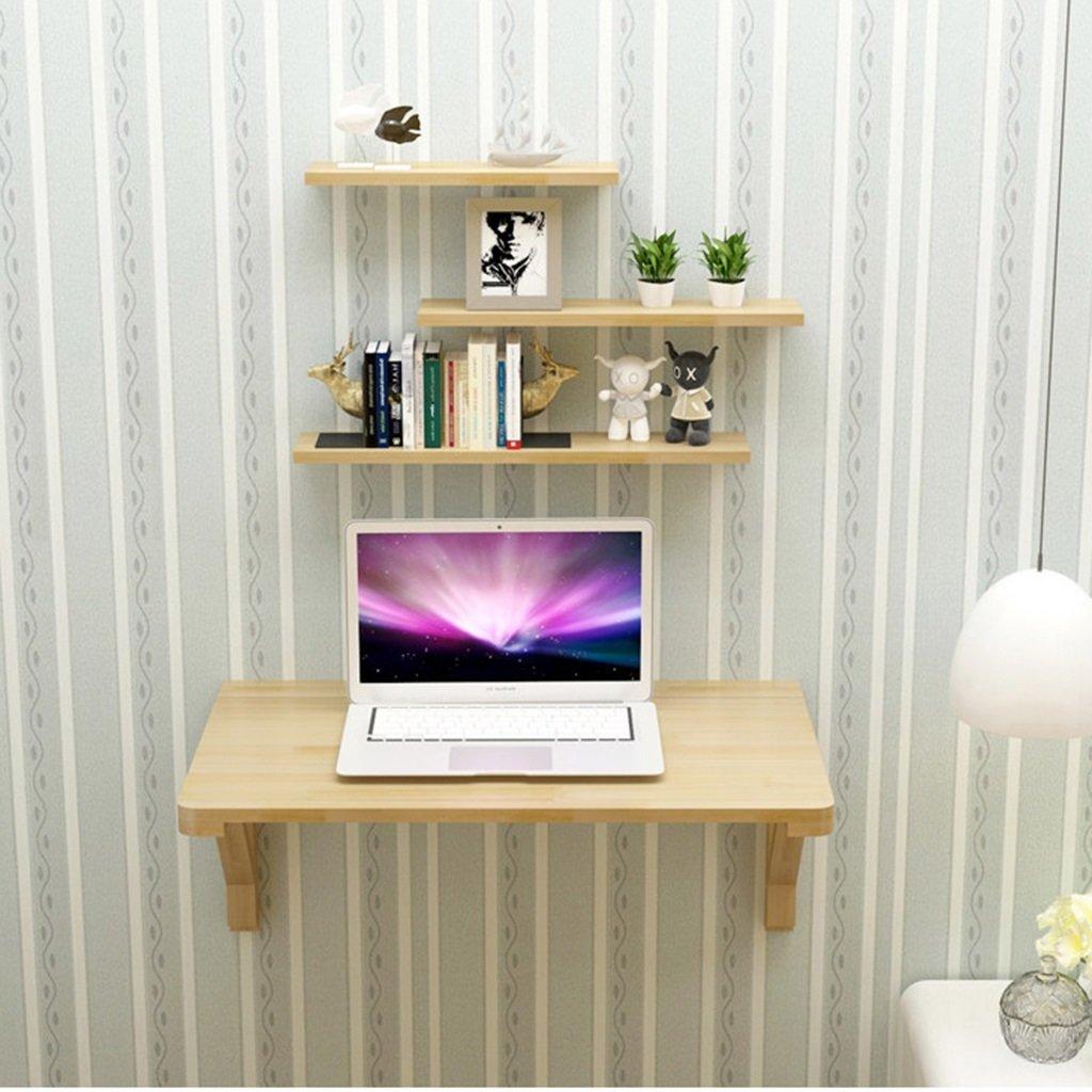 Faltbarer Wandtisch ZCJB Massivholz Klapptisch Klapptisch Klapptisch Wandtisch Esstisch Computer Tisch Studie Schreibtisch Wand Tische Wand Klapptisch (größe   50  30cm) 7b9bf9