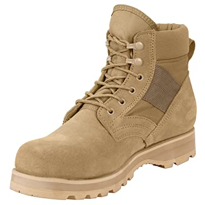 Rothco Military Combat Work Boot: Shoes