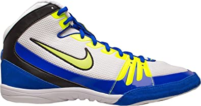 best sneakers bedbe 6dc6e Amazon.com   Nike Men s Freek Wrestling Shoes US   Fashion Sneakers