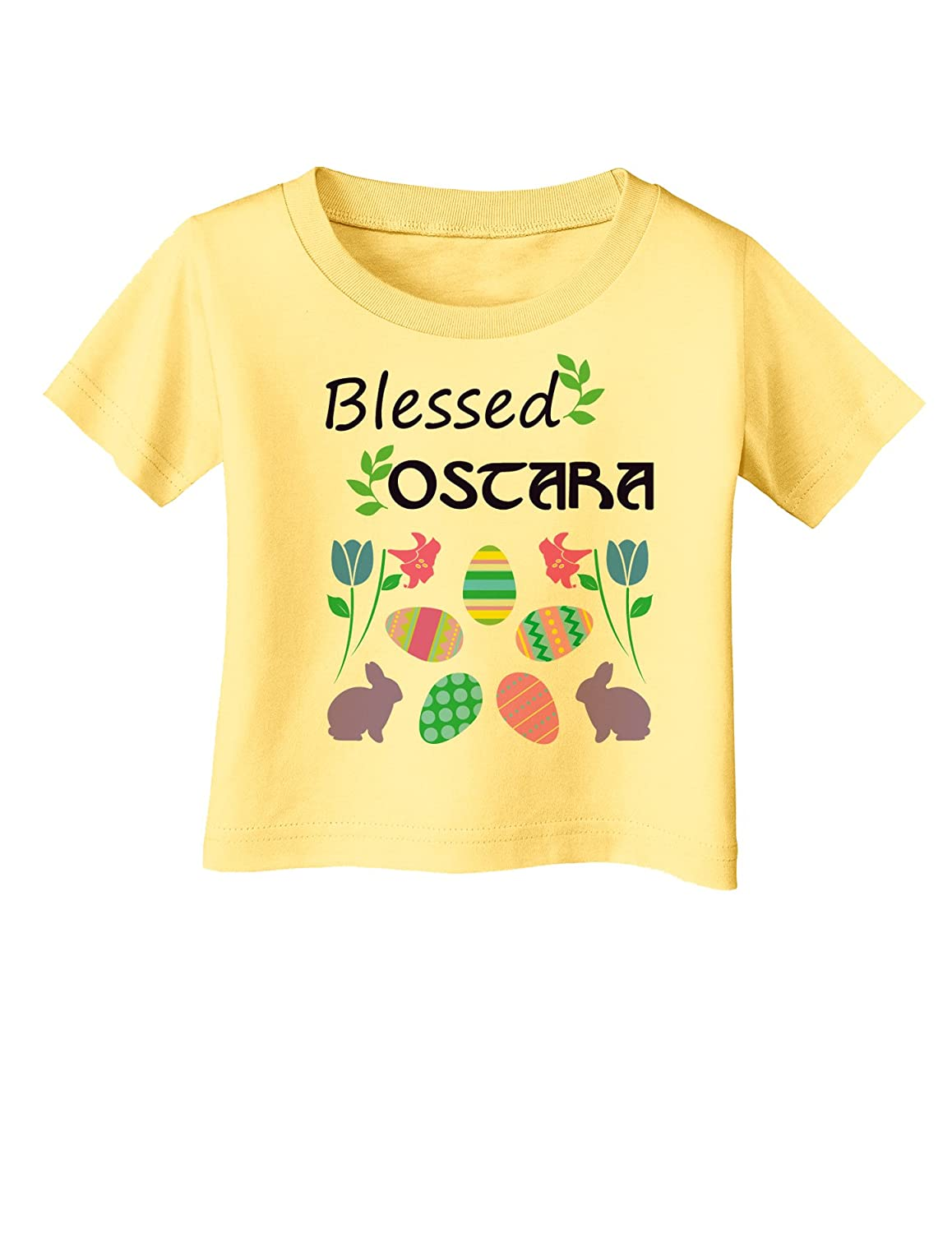 TooLoud Blessed Ostara Easter Infant Baby T-Shirt