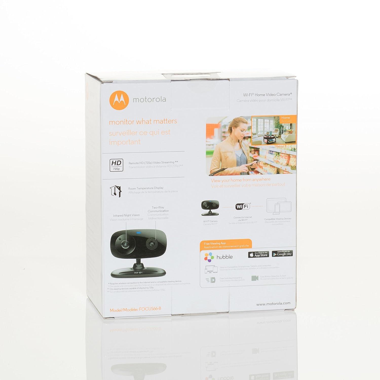 Buy Motorola Focus 66 Wi-Fi HD Audio and Video Home