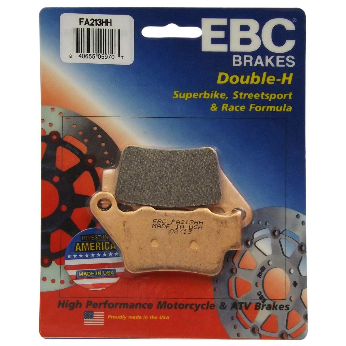 EBC Brakes FA366HH Disc Brake Pad Set