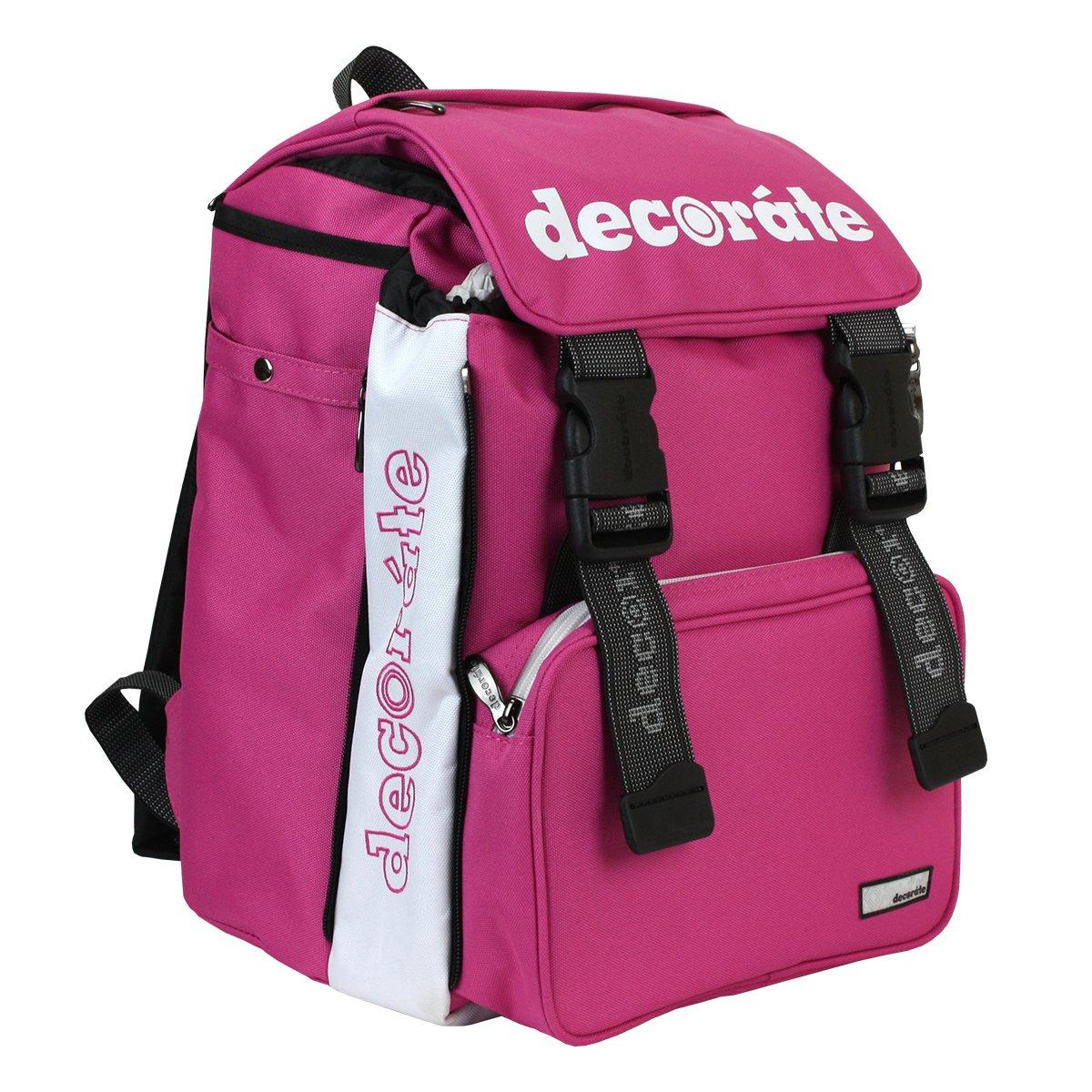 (デコレート) decorate キッズ リュックサック Polet DMS-058 Lサイズ ピンク B01N361DR3