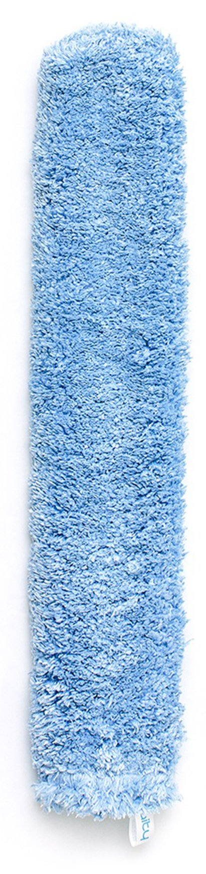 Professional Microfiber Duster For Cleaning By Praity – Duster With Extension Pole – High Reach – Eco-Friendly & Machine Washable – Ideal For Ceilings, Ceiling Fans, TVs & Bookcases (Replacement Head)