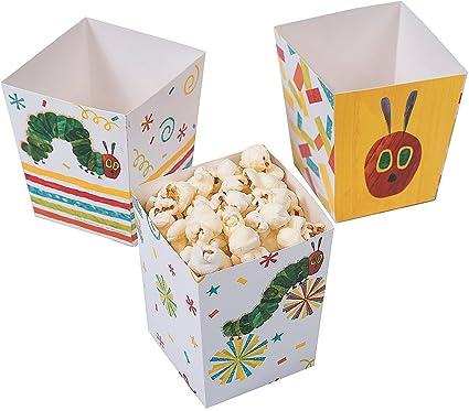 Amazon.com: Fun Express - Cajas de palomitas para cumpleaños ...