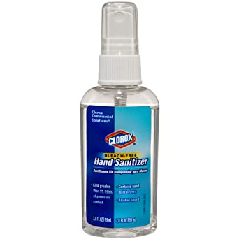 Amazon Com Clorox Hand Sanitizer Industrial Scientific