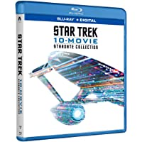 Star Trek 10-Movie Stardate Collection (Blu-ray + Digital)