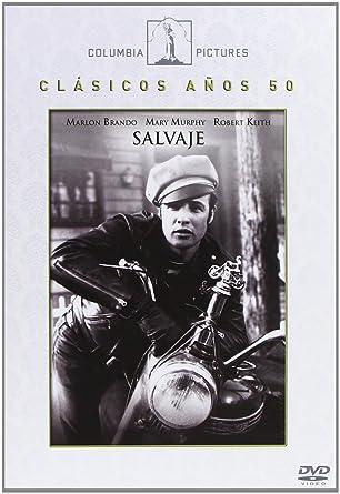 Salvaje [DVD]: Amazon.es: Marlon Brando, Mary Murphy, Robert Keith ...