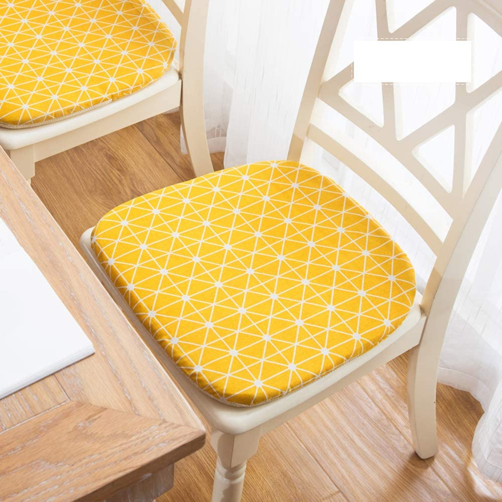 Peacewish Dining Chair Pads Seat Cushions for Kitchen Chairs