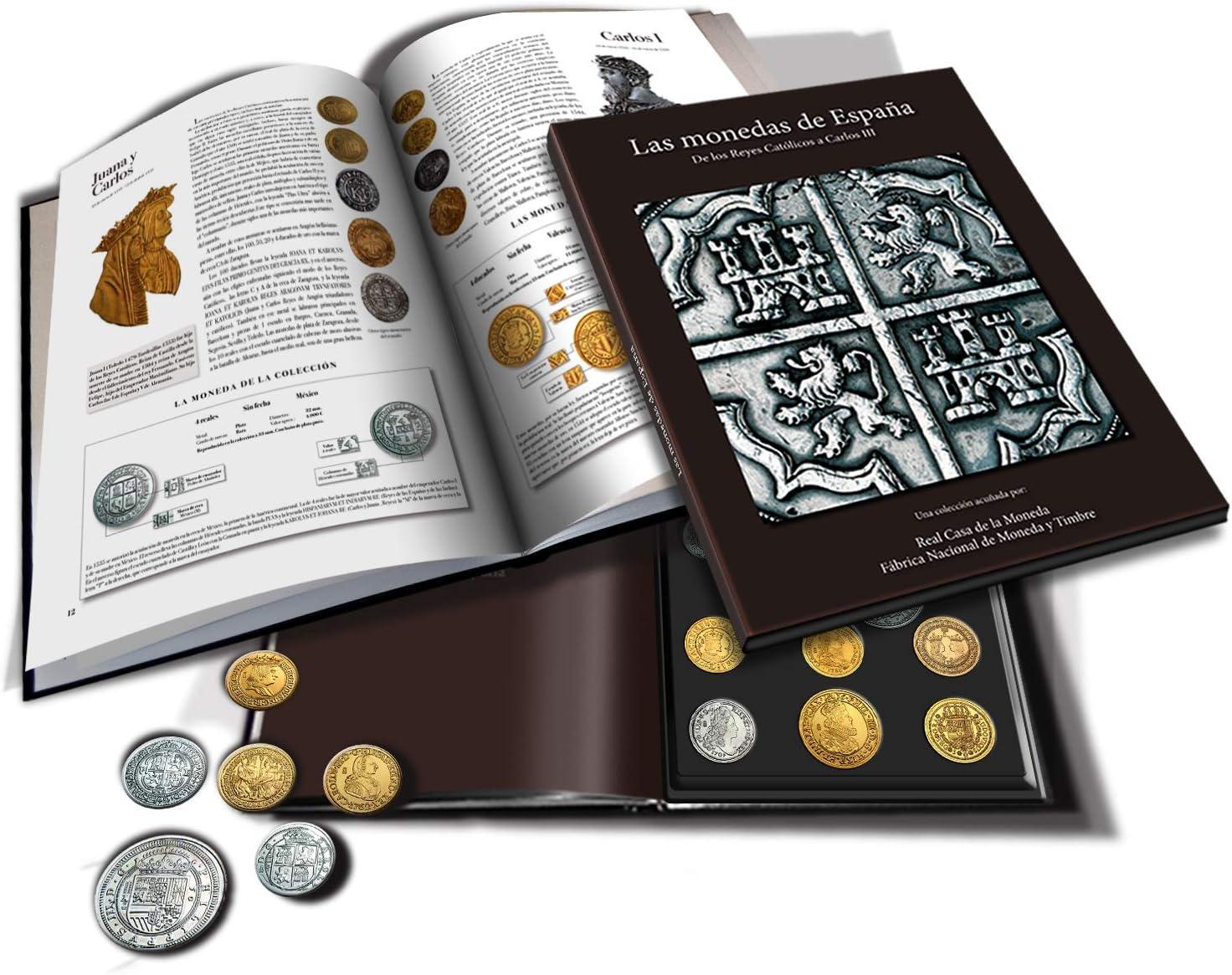 Colección Monedas de España. Todas las monedas de la ...