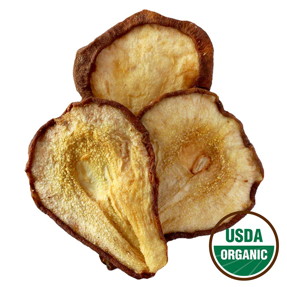 Organic Dried Pears, 14 oz by Bella Viva Orchards