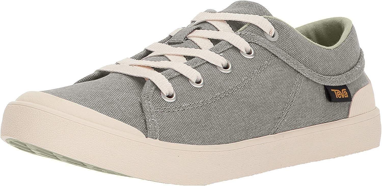 W Freewheel Washed Canvas Shoe