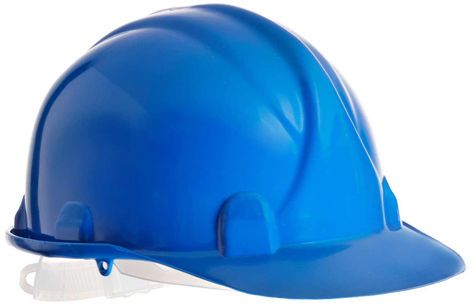 AES s.1481-b casco de seguridad, color azul: Amazon.es: Industria, empresas y ciencia
