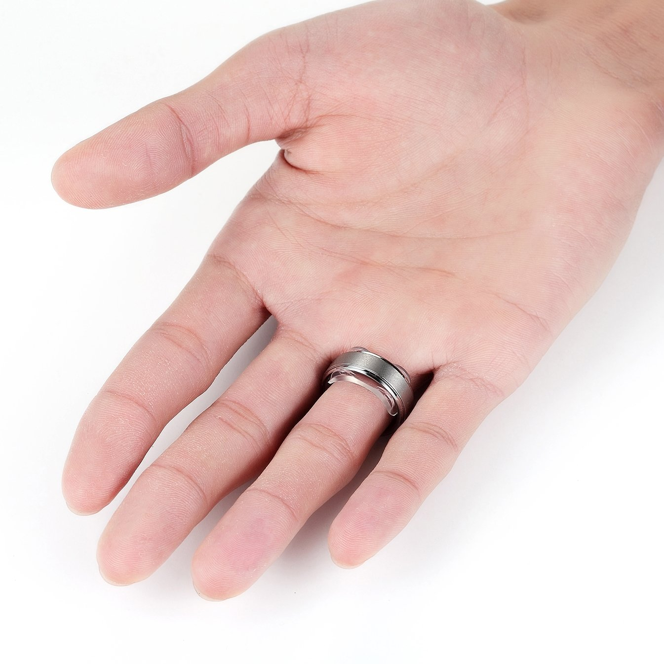 Amazon.com: Invisible Ring Size Adjuster for Loose Rings Ring ...