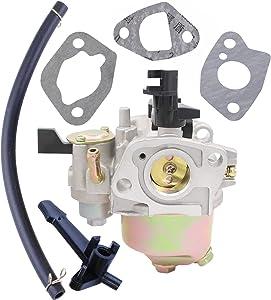 Poweka 196CC Carburetor for Mini Baja 196cc 163cc 5.5hp 6.5hp Baja Warrior Heat Mb165 Mb200 Mini Bike