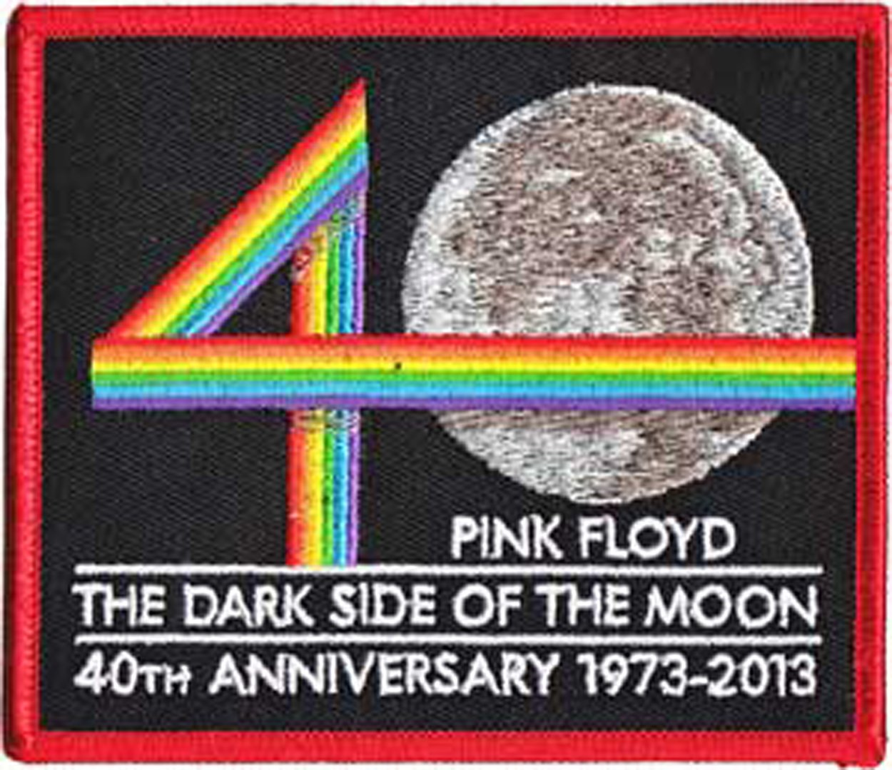 Application Pink Floyd TDSOTM Moon Patch   B00HE0CCEQ