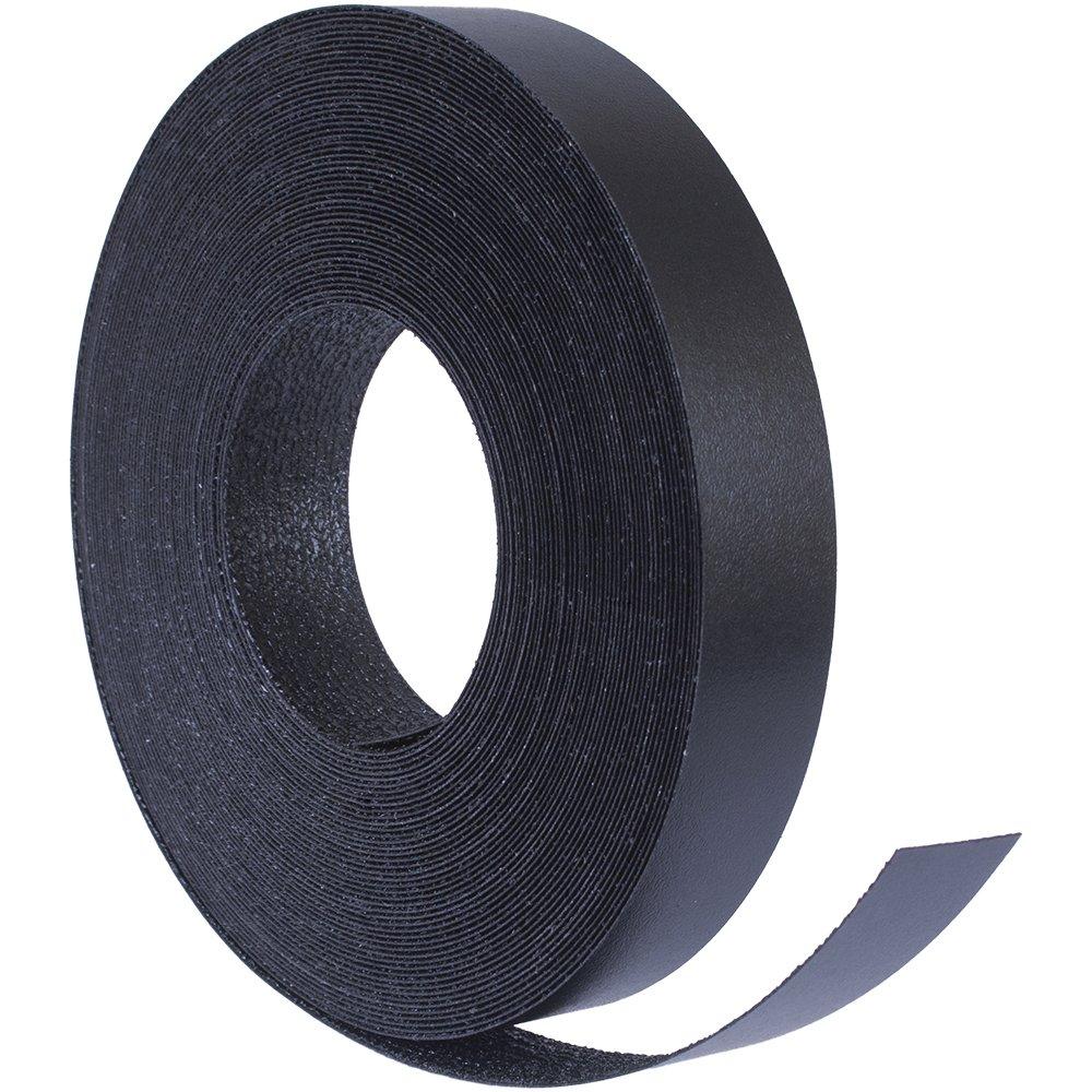 Black Melamine 7/8'' x 50' Edging by Sauers