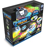 Mindscope presenta il bagliore nel buio traccia Twister-neon, la traccia modulare flessibile su 221 parti (più di 3 metri) Serie di emergenza
