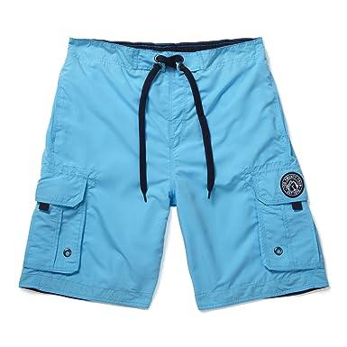 bf8c2c51b4 TOG 24 CRUZ Mens Board Shorts Blue Haze - Male - Size: L - Colour: Blue:  Amazon.co.uk: Clothing