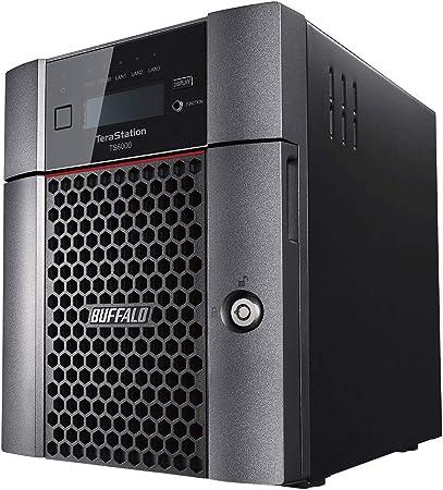 BUFFALO TeraStation 6400DN 16TB Desktop NAS Hard Drives TS6400DN1602