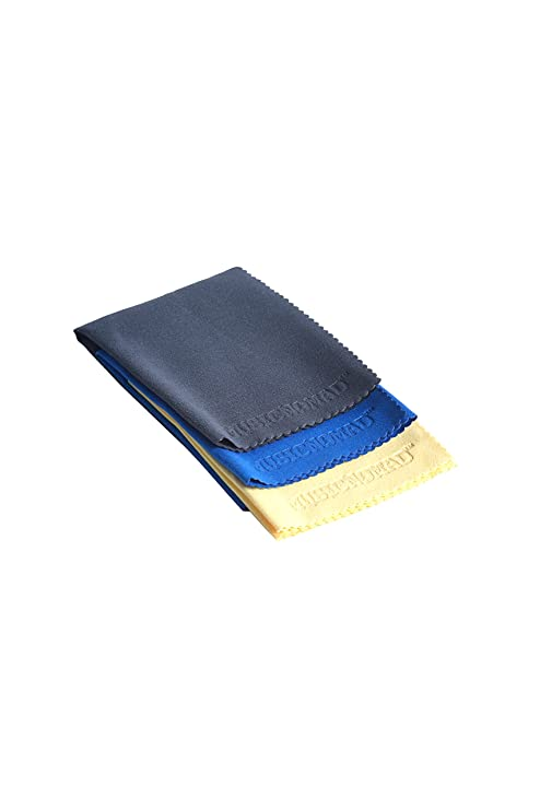 Music Nomad Guitar Detailing Towel yellow