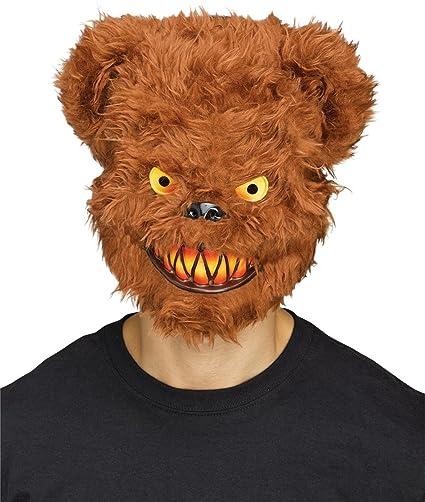 Máscara de disfráz - Killer Bear/Oso Asesino